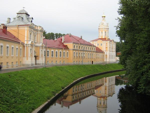 Александо-Невская лавра